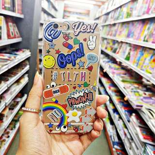 Custom Case Casing HP - Anya Sticker