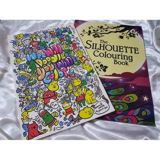 Coloring Books for Adults Bundle