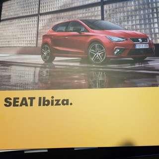 SEAT Ibiza 1.0 Auto EcoTSI DSG FR