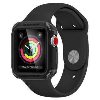 Spigen Apple Watch Series 3 & 2 (42mm) Tough Armor 2 保護套