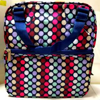 Double Layer Cooler Bag Baby Sales