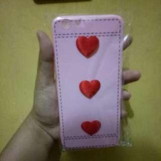 Oppo f1s pink case