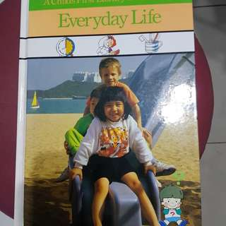 Children book on 'Everyday Life'