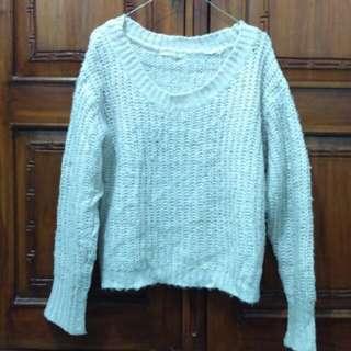 Sweater glitter Retro Girl