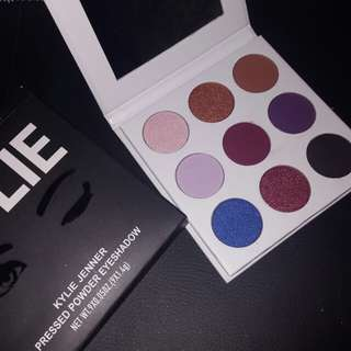 BNIB KYLIE FALL PURPLE PALETTE