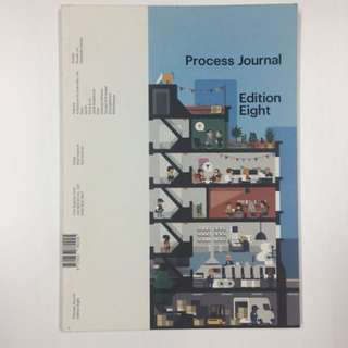 Process Journal Issue Eight