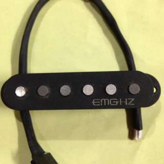 PickUp Emg-Hz S2 Single Coil Made In Usa