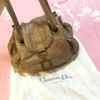 *Reduced* CD Christian Dior Pom Sling