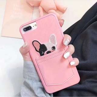 Bulldog pocket case iphone 7