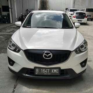 Mazda CX-5 2.0L matic 2012 Putih Mutiara