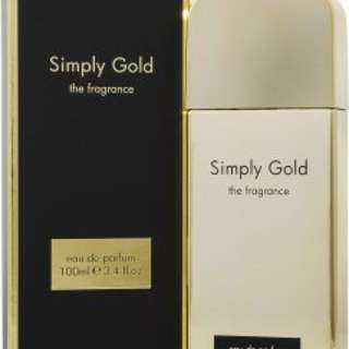 Simply Gold Perfume
