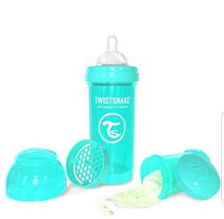 Twistshake bottle