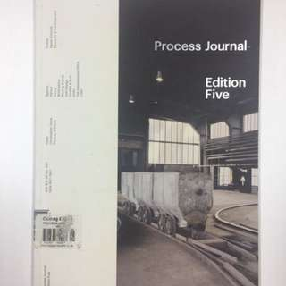 Process Journal Edition Five