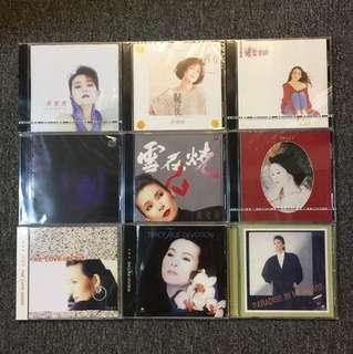 黄莺莺 黄露仪 Tracy Huang 飞碟华纳 Warner CD