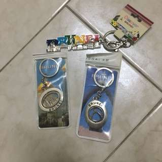 Brunei Keychains