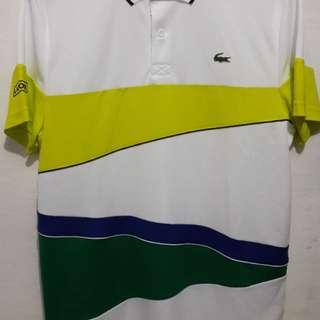 LACOSTE polo shirt (100% Original)
