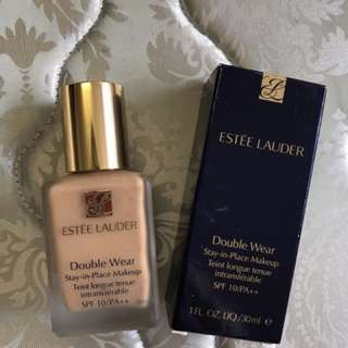 Authentic Estee Lauder Double Wear Foundation