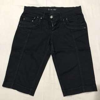 ZARA TRF Black Pants