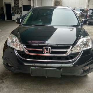 Honda CR-V 2.0 matic 2011 Hitam