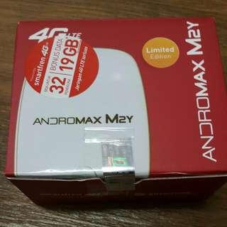 Andromax m2y
