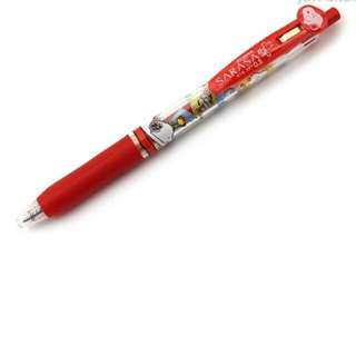 Snoopy Sarasa Red Pen [LIMITED EDITION]
