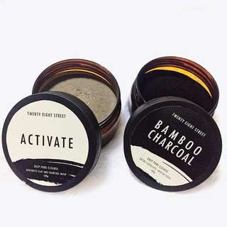 Bamboo Charcoal and Activate