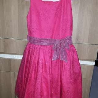 Purple Candy Pink Gown - Size 12