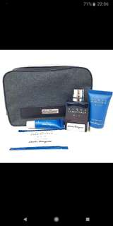 Exclusive SIA First Class Amenity Pouch