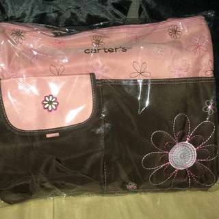 Baby bag for sale po.. size: large.. used once