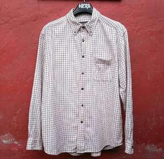 Flannel Shirt Eddie Bauer - flannel shir - flannel
