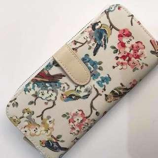 Cath Kidston Floral Long Wallet