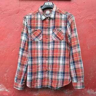 Flannel uniqlo - flannel shirt