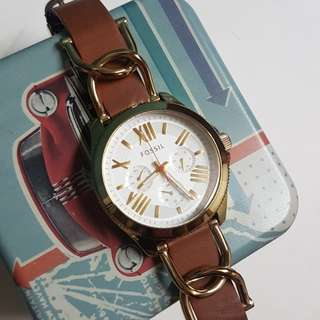 Authentic fossil watch (repriced)