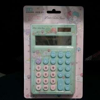 Sanrio Little Twinstars Calculator日本計數機