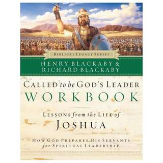 Called to Be God's Leader: How God Prepares His Servants for Spiritual Leadership