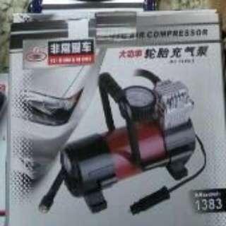 好力充氣泵!優質品牌!在上水送附近!九龍可约!(有補呔工具加上氣泵268元)救呔不求人!