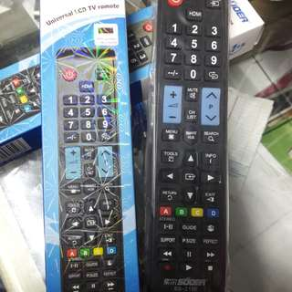 Samsung lcd/led remote control