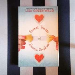 Sweet Treats & Secret Crushes (Lisa Greenwald)