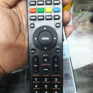 Universal Led Lcd remote control