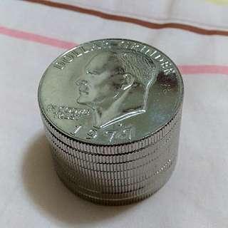 白金幣的殼