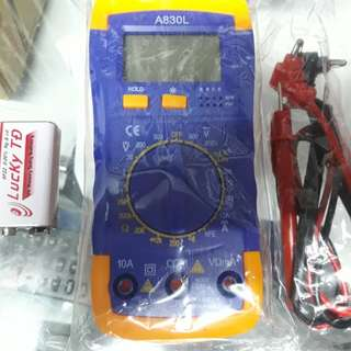 Digital multimeter (tester)