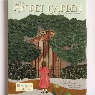 The Secret Garden Buku Cerita Klasik Anak Impor