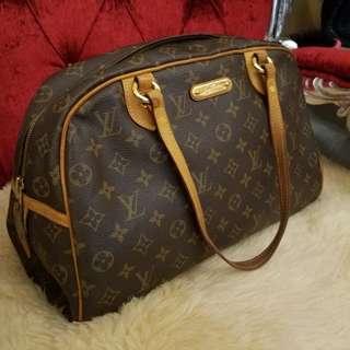 LV 袋bag Authentic 大袋 保齡球袋