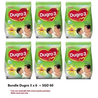 Bundle Deal of Dugro 3 Asli
