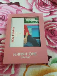 Wanna One [To be one pink ver] unsealed- Ong full set