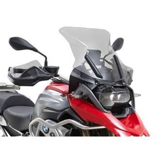 GiVi Adventure style screen (tint) - BMW R1200GS LC, BMW R1200 Adventure LC