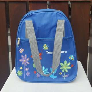 Tupperware pop bag