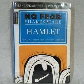 Hamlet: No Fear Shakespeare