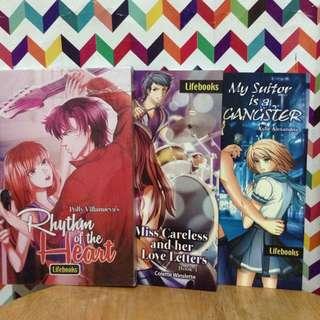 Pocket Books bundle