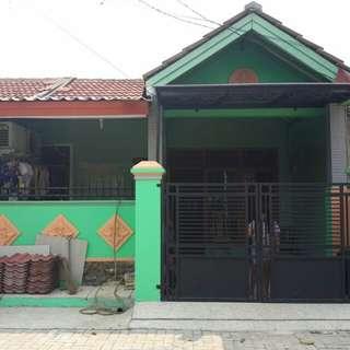 Rumah dijual cepat siap huni sertifikat hak milik sudah renovasi. Wa/call/sms 081381910033